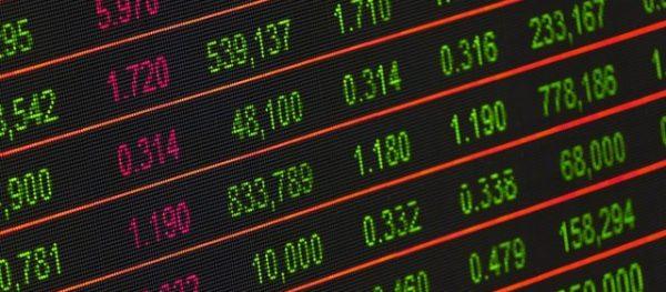 De beurs kan stijgen of dalen